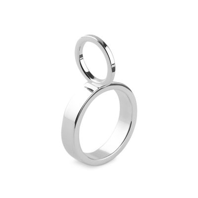 Circle on top ring