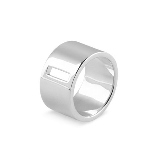 Rectangle inside ring
