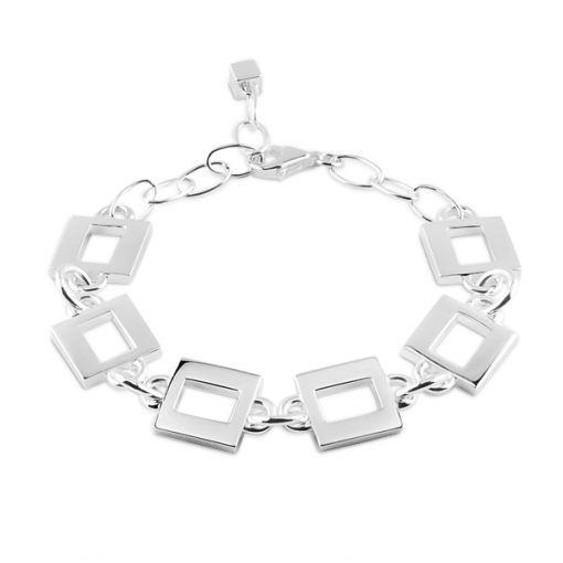 Square Rectangle bracelet