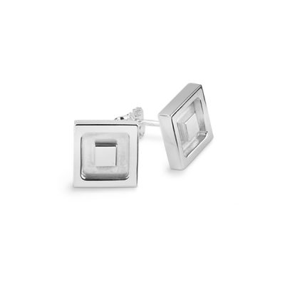 Studs Square earrings