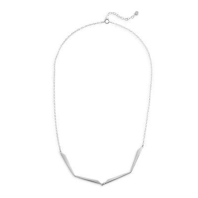 Half Rhomb necklace