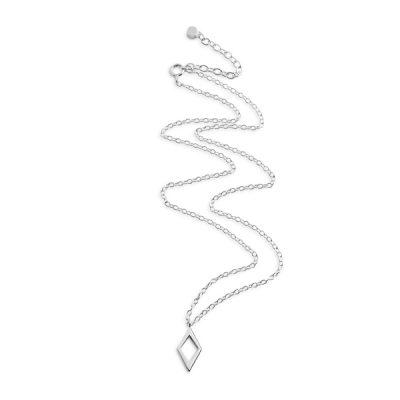 Rhomb necklace