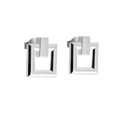 Detail: square studs