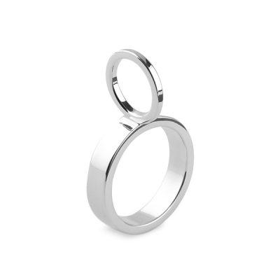 Circle on top ring