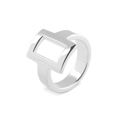 Rectangle outside ring