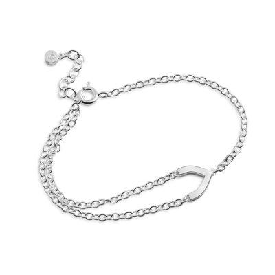 Petal: tri bracelet